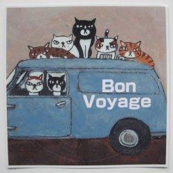 画像1: ステッカー(Bon Voyage)2